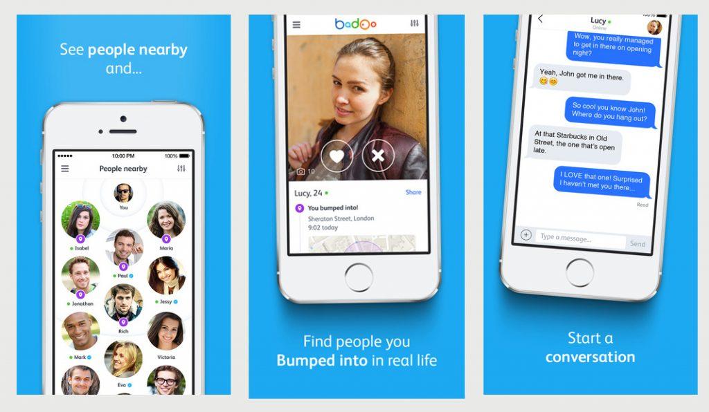 Badoo mobile app - comment ça marche et ça fonctionne