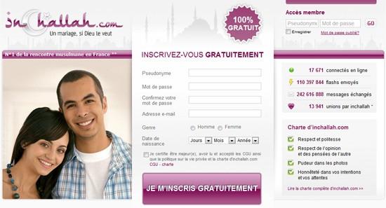 site de rencontres inchallah)