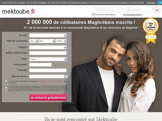 site de rencontre maghreb in love rencontre femme black sur marseille