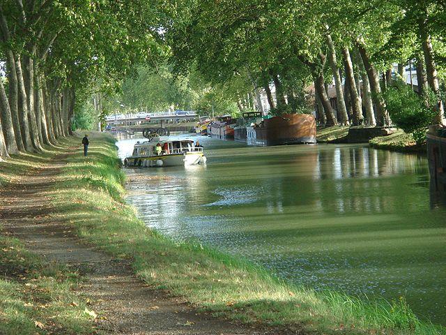 Toulouse_le_canal_du_Midi